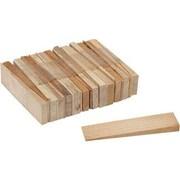 Cuestix Table Parts and Repair Hardwood Shims (Set of 25)