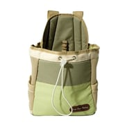 OneForPets Front Pet Carrier; Green