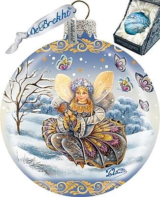 G Debrekht Fairy-Girl Ball Ornament