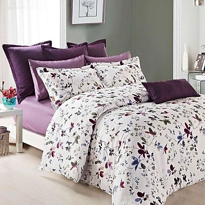 Daniadown Lara Duvet Cover Set; Double
