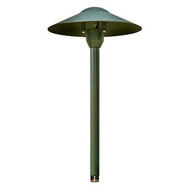 Dabmar Lighting 1-Light Pathway Light; Green