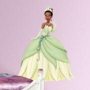 Fathead Disney Princess Tiana Wall Decal
