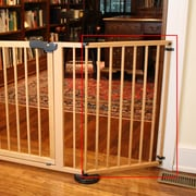 Cardinal Gates 20'' Extension for VersaGate Wood