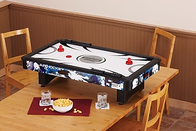 GLD Products Main Street Classics 42'' Mini Air Hockey Table
