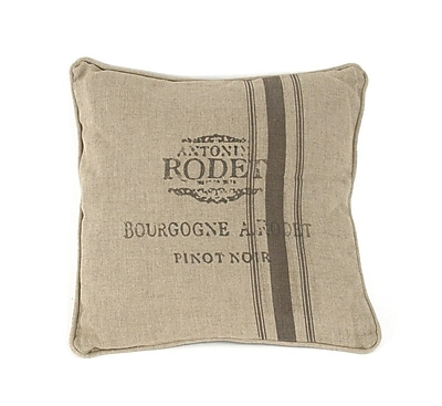 Zentique French Inspired Linen Throw Pillow