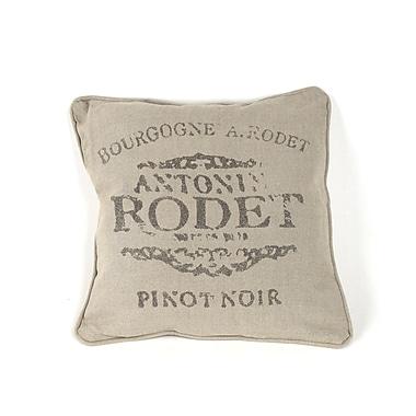 Zentique Inc. French Inspired Linen Throw Pillow