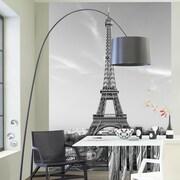 Brewster Home Fashions Ideal D cor La Tour Eiffel Wall Mural