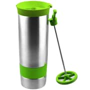 AdNArt The Hot Press Coffee Maker; Jelly Lime by