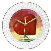 PS Collection All Heart 8'' Wall Clock