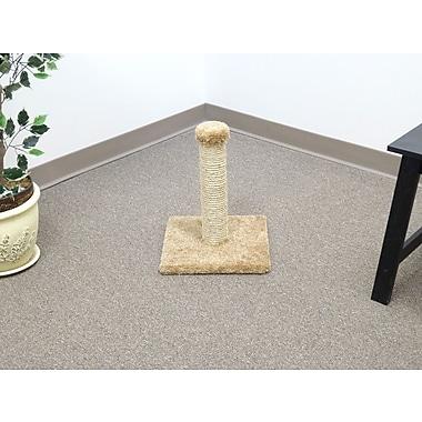 New Cat Condos 18'' Sisal Cat Scratching Post; Brown