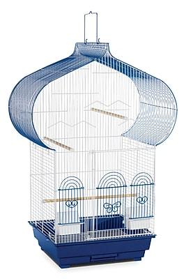 Prevue Hendryx Casbah Parakeet Bird Cage; Blue