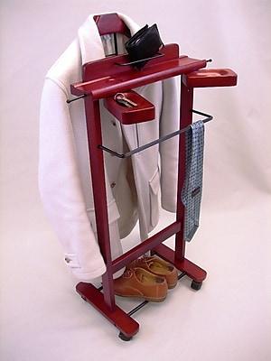 Proman Deluxe Wardrobe Valet Stand