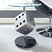 Powell Snake Eyes End Table