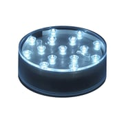 Luminarias LED Battery Operated BaseLite; Round