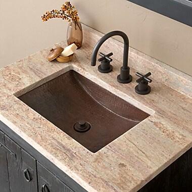 Native Trails Avila Rectangular Undermount Bathroom Sink