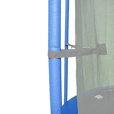 Upper Bounce 37'' x 1'' Trampoline Pole Foam Sleeve (Set of 12)