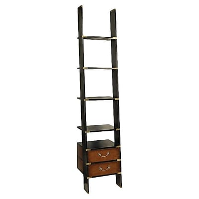 Authentic Models Library Ladder Bookcase
