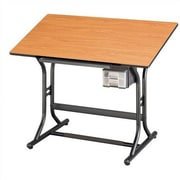 Alvin and Co. CraftMaster Wood Drafting Table by