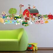 Mona Melisa Designs Farm Plus Wall Decal
