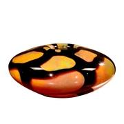 Dale Tiffany Bonfire Squat Vase