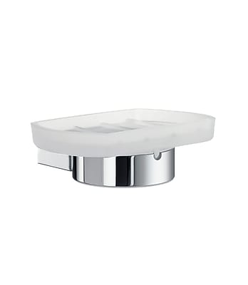 Smedbo Air Frosted Glass Soap Dish