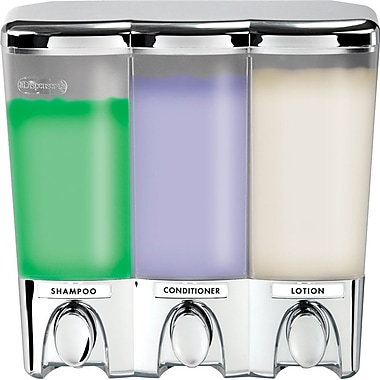 Better Living Products Clear Choice III Soap Dispenser