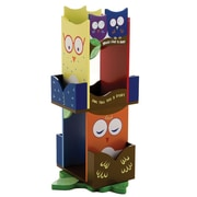 Levels of Discovery Owls Revolving 30'' Bookcase