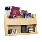 Tidy Books Bunk Bed Bedside Shelf; Natural