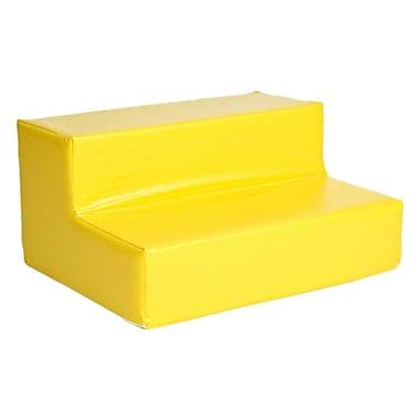 Foamnasium Toddler Step; Yellow