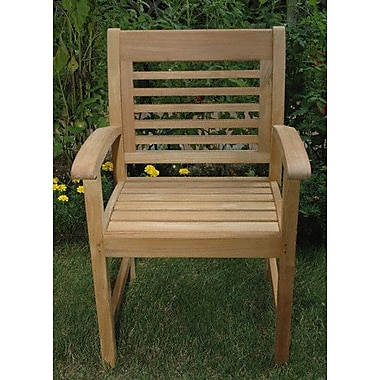 Regal Teak Westerly Patio Dining Chair