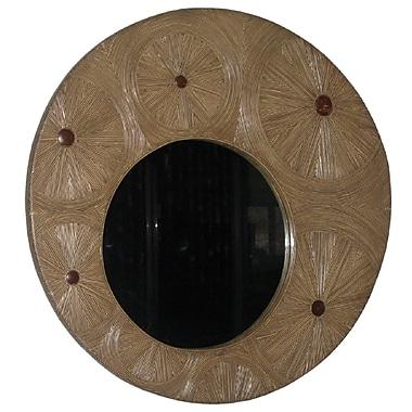 Jeffan Clara Round Mirror
