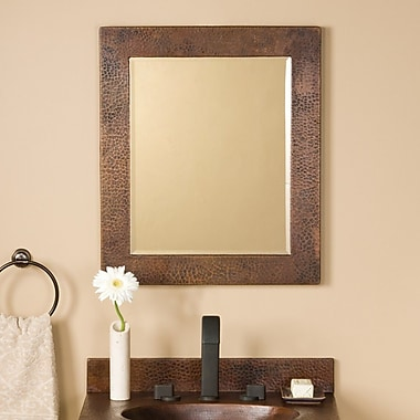 Native Trails Sedona Rectangle Bathroom Mirror