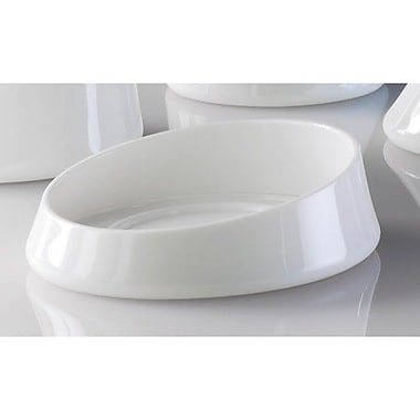 Gedy by Nameeks Flou Soap Dish; White