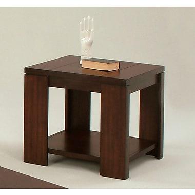 Progressive Furniture Waverly End Table