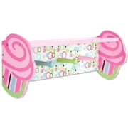 Trend Lab Cupcake Shelf w/ Pegs