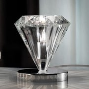 Morosini Karat 5.5'' Table Lamp; Transparent