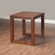 Alpine Furniture Tiburon End Table