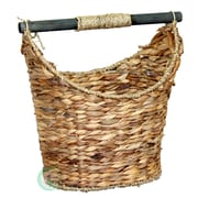 Quickway Imports Cottage Magazine and Paper Holder Basket