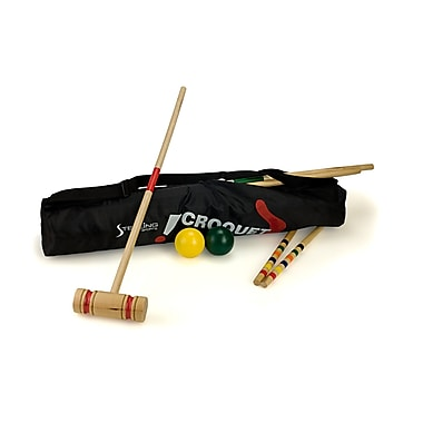 Sunnywood Sterling Sports 6 Player Croquet Set