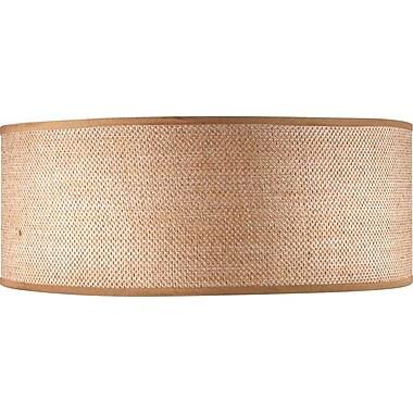Volume Lighting 18'' Drum Pendant Shade