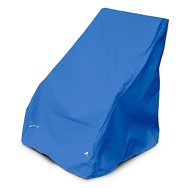 KoverRoos Weathermax Chair Cover; Pacific Blue