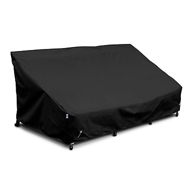 KoverRoos Weathermax Sofa Cover; Black