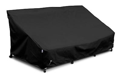 KoverRoos Weathermax Sofa Cover; Black