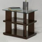 Progressive Furniture Delfino End Table