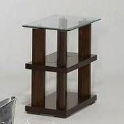 Progressive Furniture Delfino Chairside Table