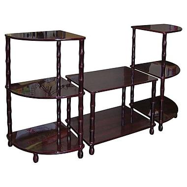 ORE Furniture End Table Set