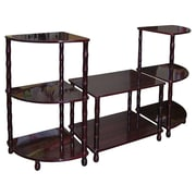ORE Furniture End Table Set