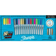 Sharpie® Fine Point Markers, Assorted Colours, 23/Pack (1909984)
