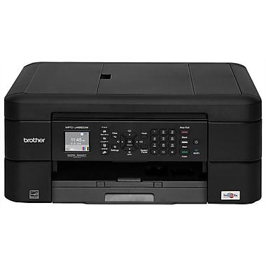 Brother - Imprimante jet d'encre couleur sans fil tout-en-un MFCJ485DW
