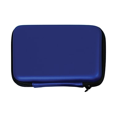 Vision 25HDS-BL Hard Drive Carrying Case, Blue